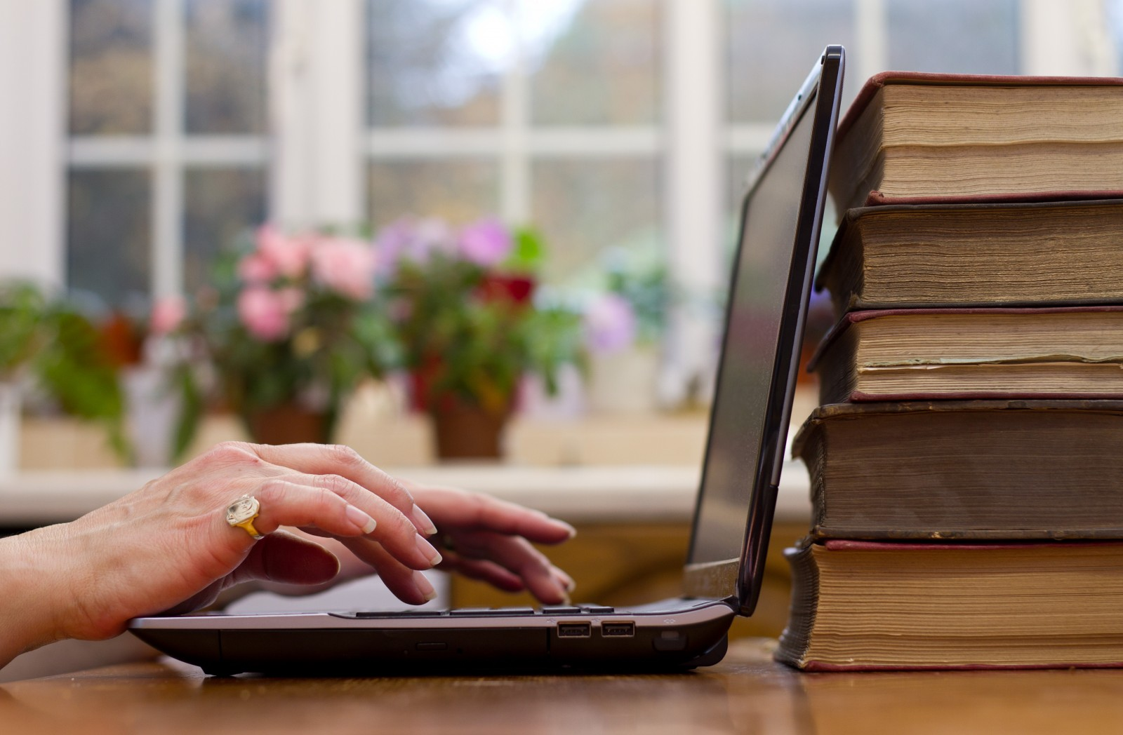 Finding the best place to write your book